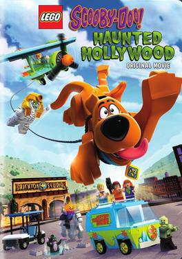 Lego Scooby-Doo! Haunted Hollywood