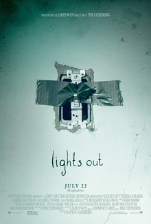 Picture of a movie: Lights Out