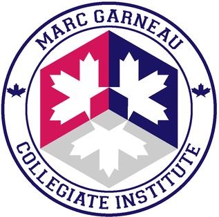 Marc Garneau Collegiate Institute High school in Flemingdon Park, Toronto, Ontario, Canada