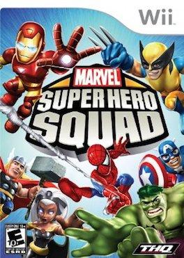 Marvel Super Hero Squad (video game) - Wikipedia