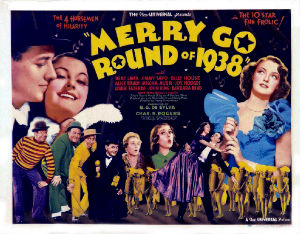 <i>Merry-Go-Round of 1938</i> 1938 film by Irving Cummings