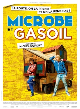 Picture of a movie: Microbe & Gasoline