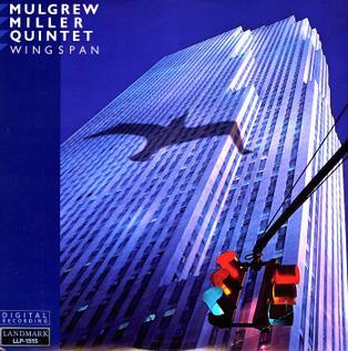<i>Wingspan</i> (Mulgrew Miller album) 1987 studio album by Mulgrew Miller