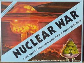 Nuclear War Card Game