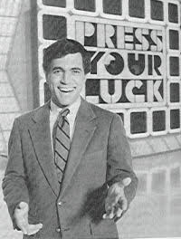 who is the host of press your luck