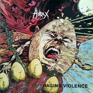 <i>Raging Violence</i> 1985 studio album by Hirax