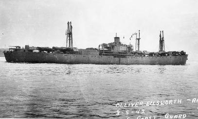 Liberty New York >> SS Oliver Ellsworth - Wikipedia