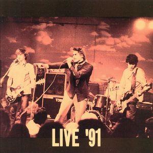 <i>Live 91</i> 1991 live album by T.S.O.L.