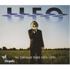 <i>The Chrysalis Years: 1973–1979</i> 2011 compilation album by UFO
