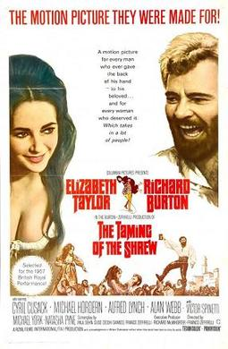The Taming of the Shrew (1967 film) - Wikipedia