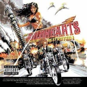 <i>The Wildhearts Must Be Destroyed</i> 2003 studio album by The Wildhearts