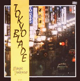 <i>Midnight Rendezvous</i> 1984 EP by Tokyo Blade