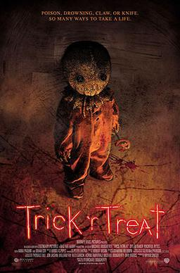 Image result for trick r treat movie cover