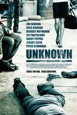 Picture of a movie: Unknown 2006
