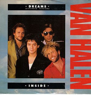 Dreams (Van Halen song) 1986 single by Van Halen