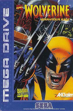 Wolverine Adamantium Rage Wikipedia