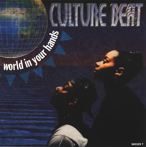 World in Your Hands 1994 single by Culture Beat