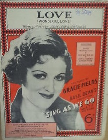 <i>Sing As We Go</i> 1934 film by Basil Dean