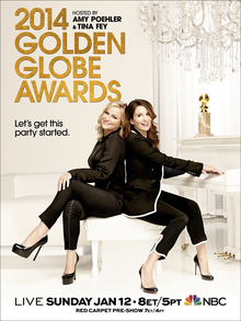 71st Golden Globe Awards award ceremony