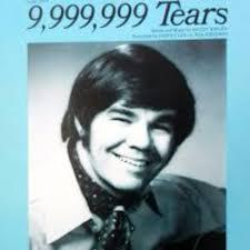9,999,999 Tears 1976 song performed by Dickey Lee