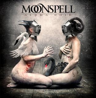 <i>Alpha Noir/Omega White</i> 2012 studio album by Moonspell