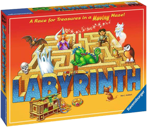 Labyrinth board game box