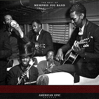 <i>American Epic: The Best of the Memphis Jug Band</i> 2017 compilation album by Memphis Jug Band