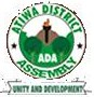 Official seal of Atiwa District