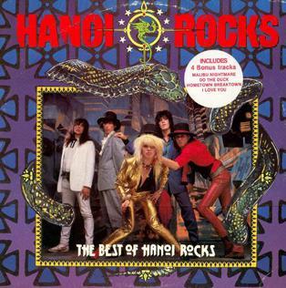 <i>The Best of Hanoi Rocks</i> 1985 compilation album by Hanoi Rocks