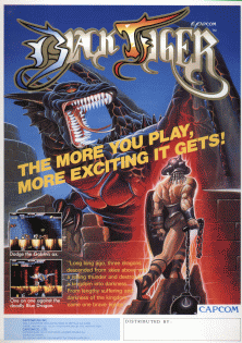 Black Tiger game flyer.png