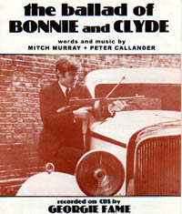 Image result for Georgie Fame Bonnie & Clyde
