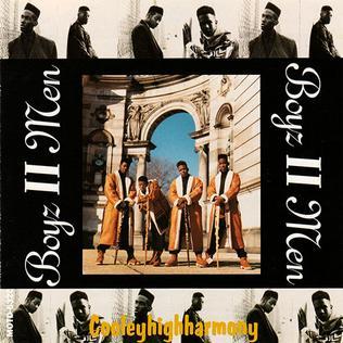 <i>Cooleyhighharmony</i> 1991 studio album by Boyz II Men