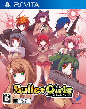 Picture of a game: Bullet Girls Phantasia
