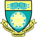 Crescent Girls' School Crest