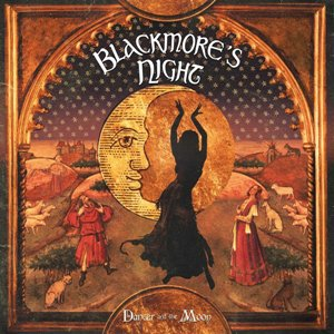 Blackmore's Night - Dancer and the Moon title image on Adlersky's blog