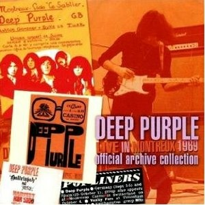 <i>Live in Montreux 69</i> 2006 live album by Deep Purple