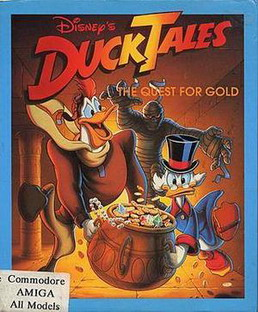 DuckTales: The Quest for Gold