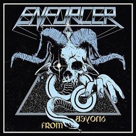 <i>From Beyond</i> (Enforcer album) 2015 studio album by Enforcer