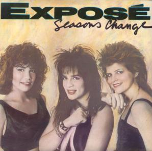 Expose — Seasons Change (studio acapella)