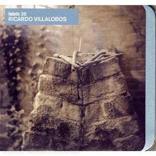 <i>Fabric 36</i> 2007 compilation album by Ricardo Villalobos