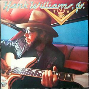 <i>Five-O</i> (album) 1985 studio album by Hank Williams Jr.