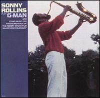 <i>G-Man</i> (Sonny Rollins album) album by Sonny Rollins
