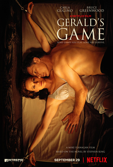 Gerald's Game (2017, Mike Flanagan) GeraldsGameFilm