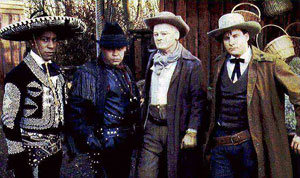 Gunmen of the Apocalypse 3rd episode of the sixth season of Red Dwarf