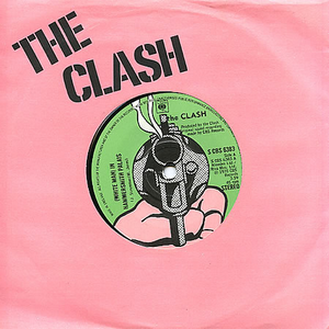 (White Man) In Hammersmith Palais 1978 single by The Clash