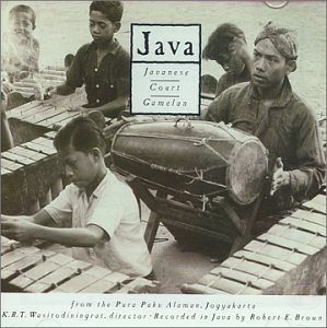 <i>Javanese Court Gamelan</i> 1971 studio album by Pura Paku Alaman gamelan