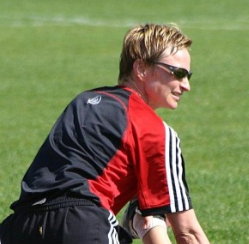 Katriina Elovirta Finnish association football player and referee