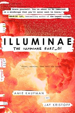 Picture of a book: Illuminae