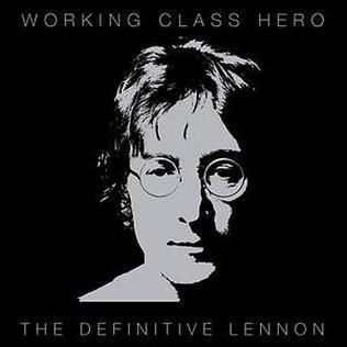 The Definitive Lennon artwork