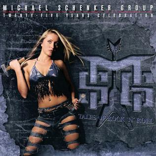 <i>Tales of RocknRoll</i> 2006 studio album by Michael Schenker Group